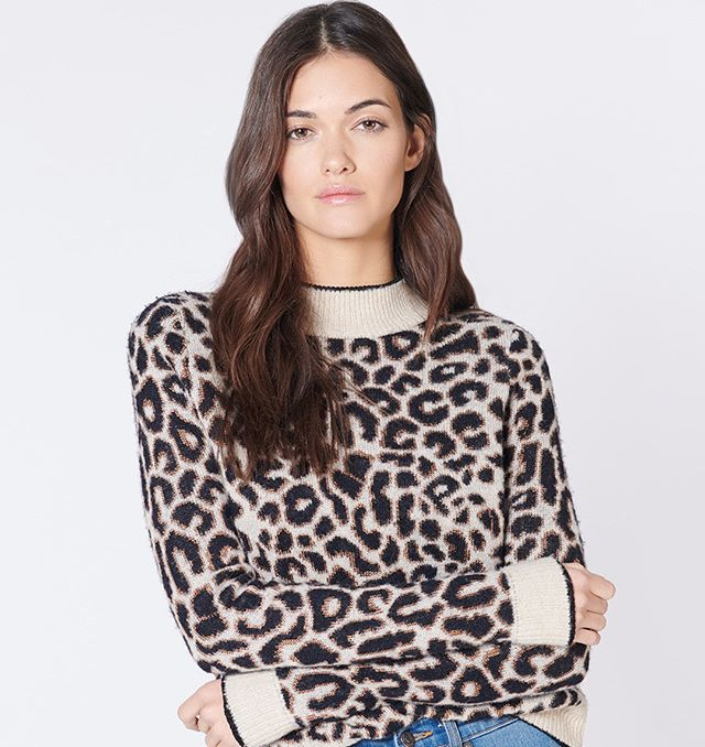 Everyone needs a leopard sweater.⠀⠀⠀⠀⠀⠀⠀⠀⠀ ⠀⠀⠀⠀⠀⠀⠀⠀⠀ .⠀⠀⠀⠀⠀⠀⠀⠀⠀ .⠀⠀⠀⠀⠀⠀⠀⠀⠀ . #shopping #ootd #merchandise #fashion #hamptons #jeans #cool #sweater #happy #boutique #newinstore #boutiqueshopping #shopatlifestyle #shopping #style #weekendstyle #sagharbor #boutique #followthebuyers #sale #spring #personalstyle #cute #fun #dress #travel