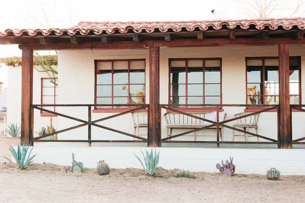 The Joshua Tree House - photo by Ellie Lillstrom