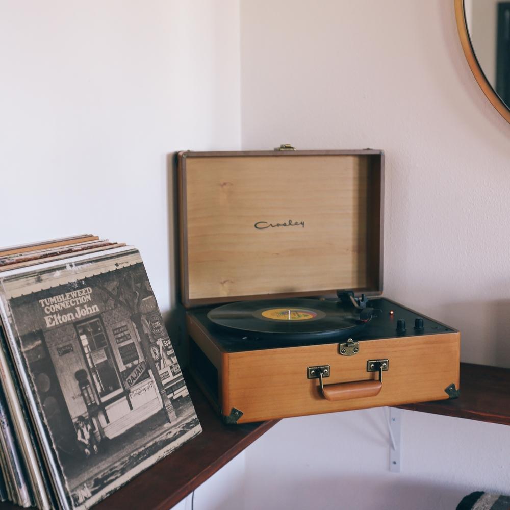 Record Player // Crosley