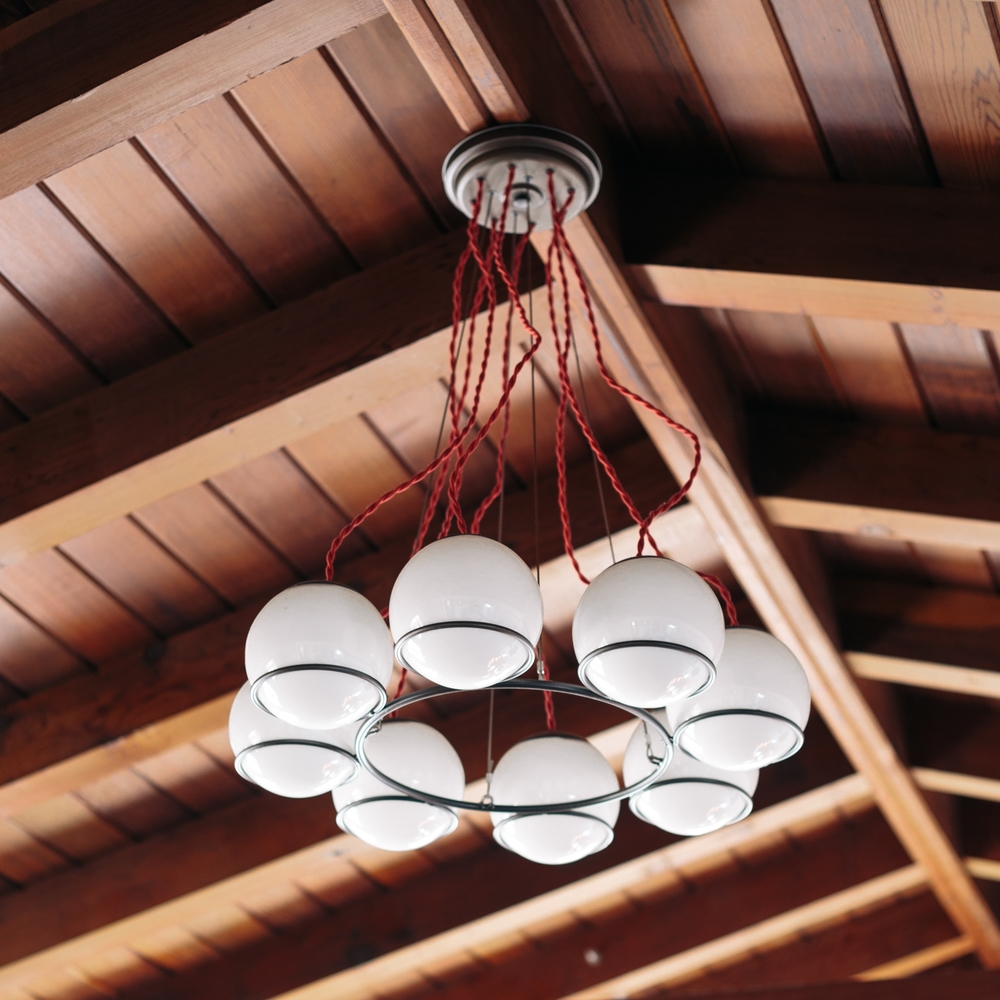 Orbit Chandelier // Schoolhouse Electric