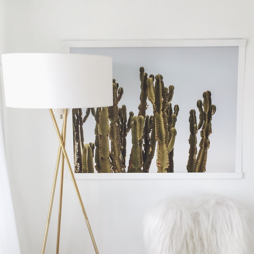 Cactus Print // Wilder California