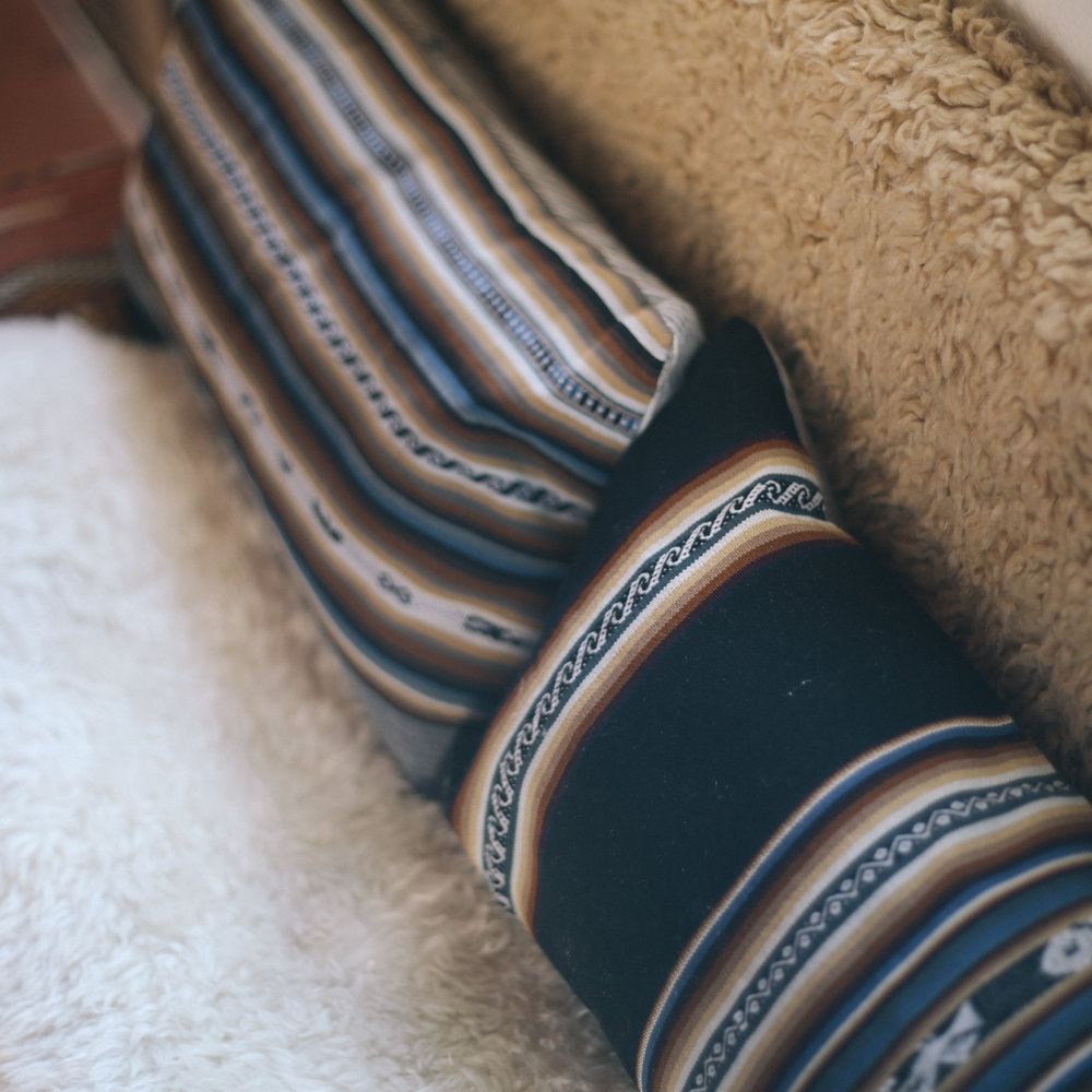 Pillows // Joybound Apparel
