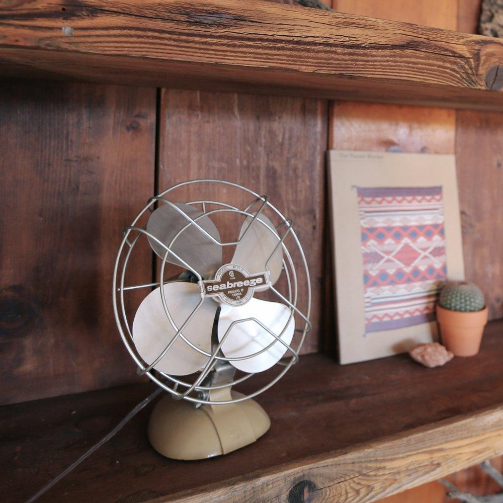 Vintage Fan // Etsy