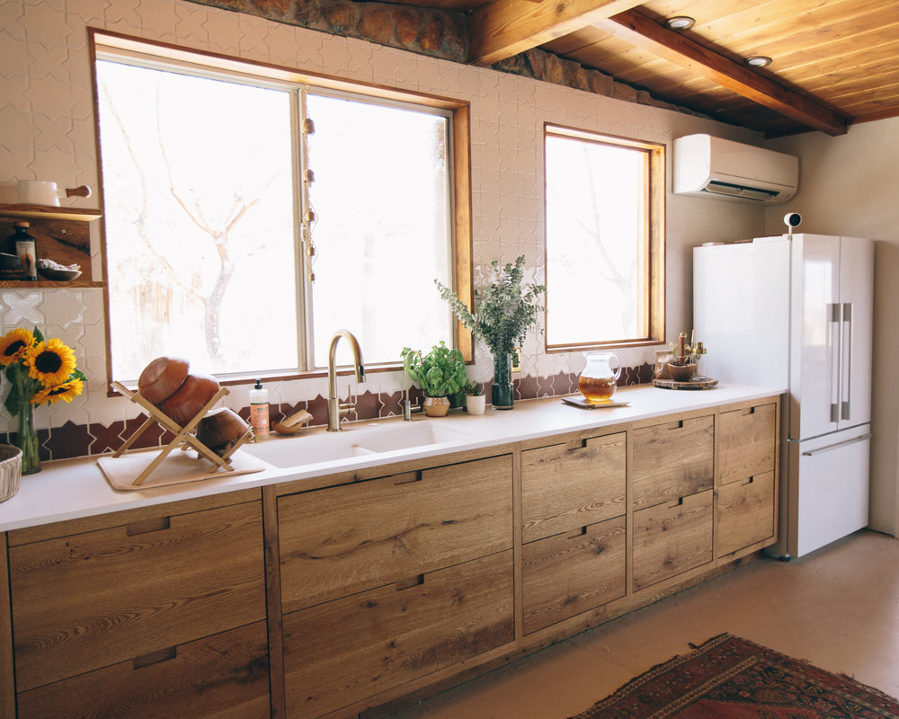 The Joshua Tree Hacienda Kitchen