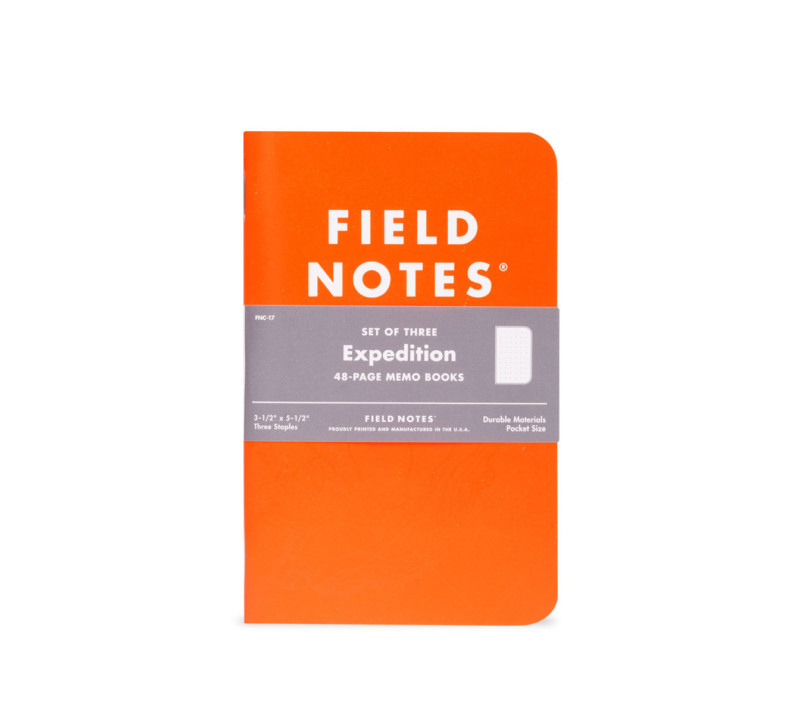 Field Notes Pocket Books