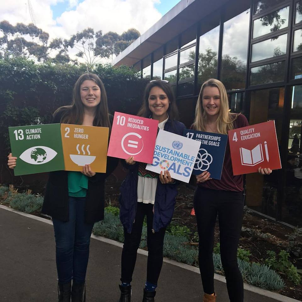 The Power of Youth   On Monday the 17th of October, 3 of the Sockos founders had the privilege of attending the National Youth Summit on the Sustainable Development Goals (SDGs).  This conference brought together 100 passionate representatives from some of Australia's leading youth organisations and student associations...   See More
