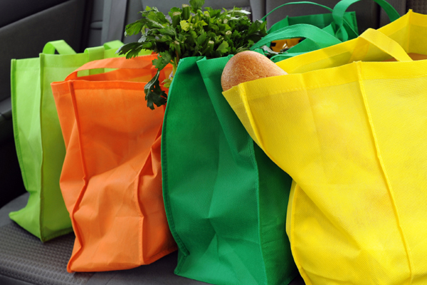 Just make sure that when you do buy reusable bags you actually reuse them and  get as much use as possible  from them.