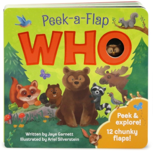 http://cottagedoorpress.com/products/who-peek-a-flap-board-book