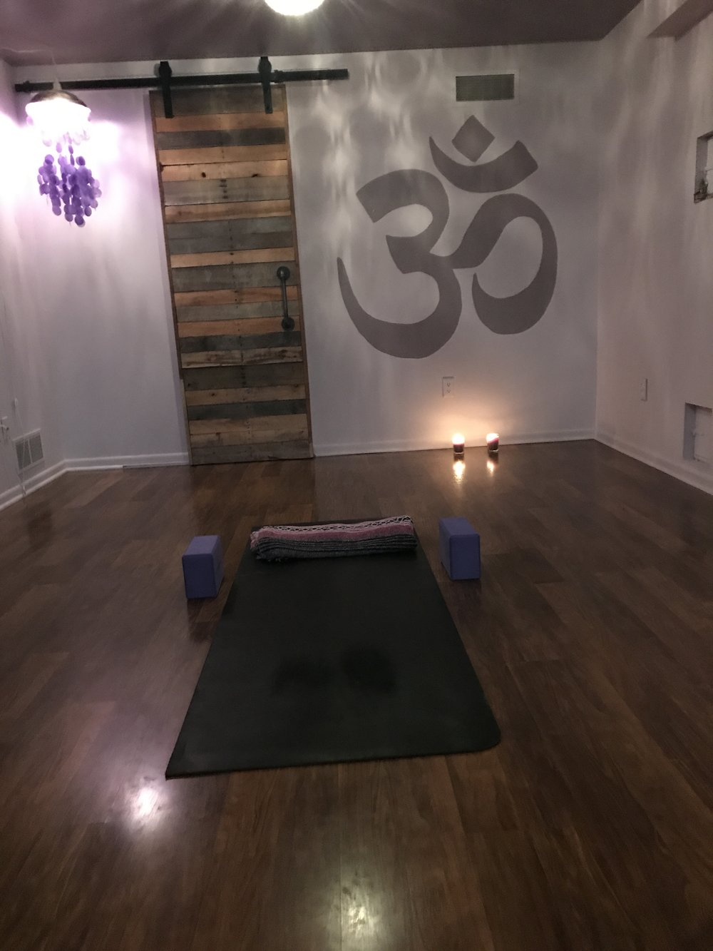 Road to Om Ready for Private Yoga Session