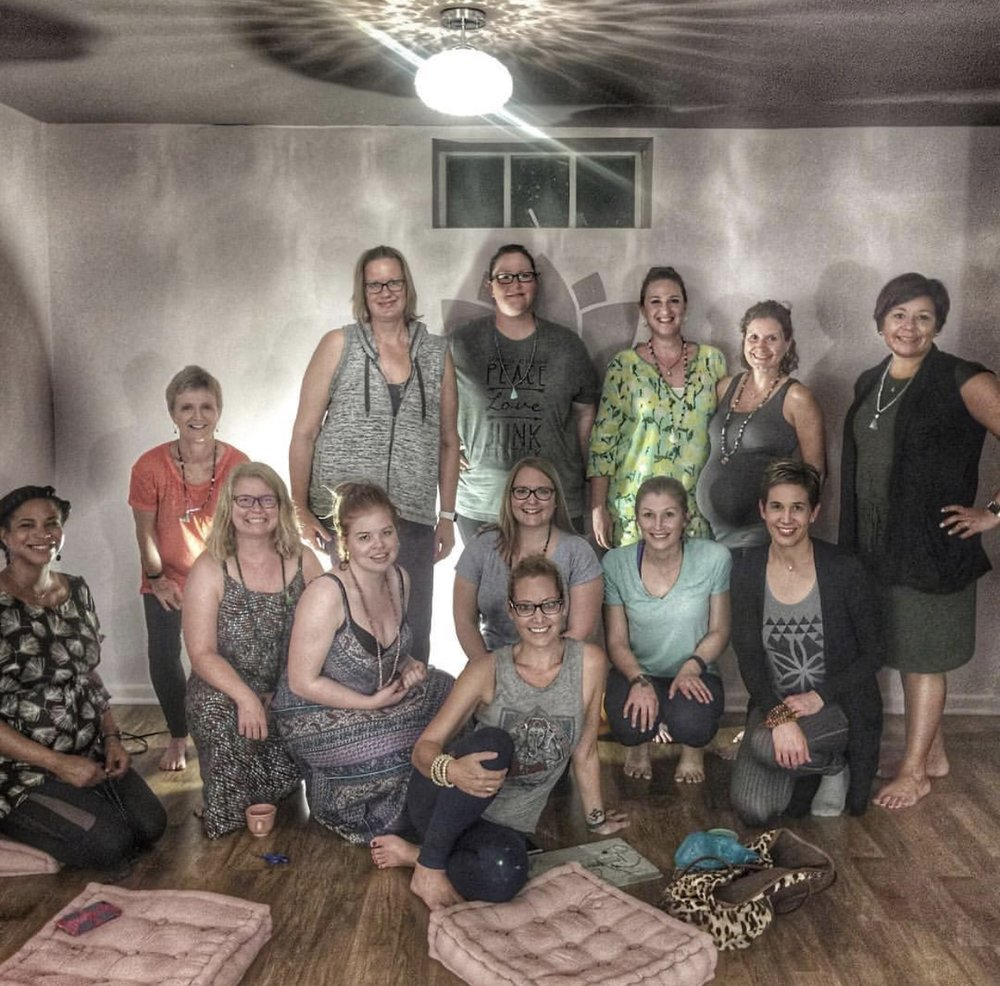 Ayurveda Workshop Participants