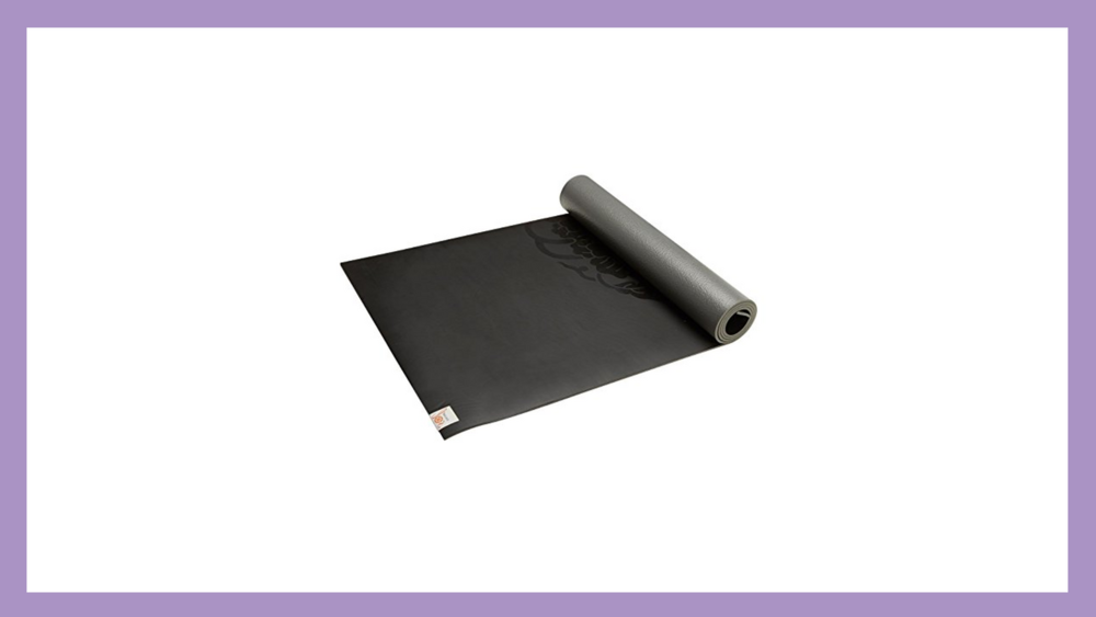 This Gaiam Sol Studio Yoga Mat is the perfect non-slip surface for hot yoga!