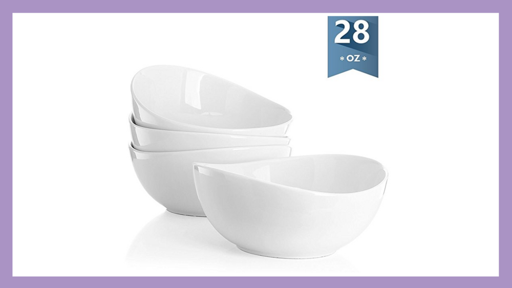 These are the ceramic bowls I use for my bleach.