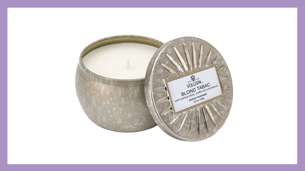 This candle from Voluspa has the most amazing scent!