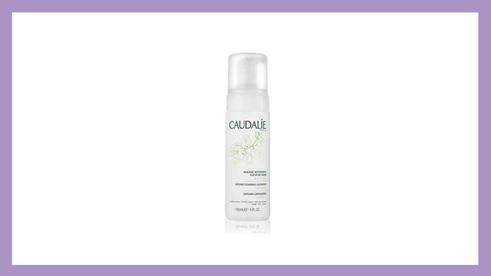 This foaming cleanser is gentle and gets the job done!