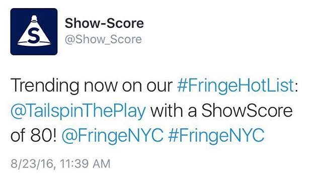 @fringenyc @show_score 😱😱😱‼️‼️‼️ #fringe #fringenyc #showscore