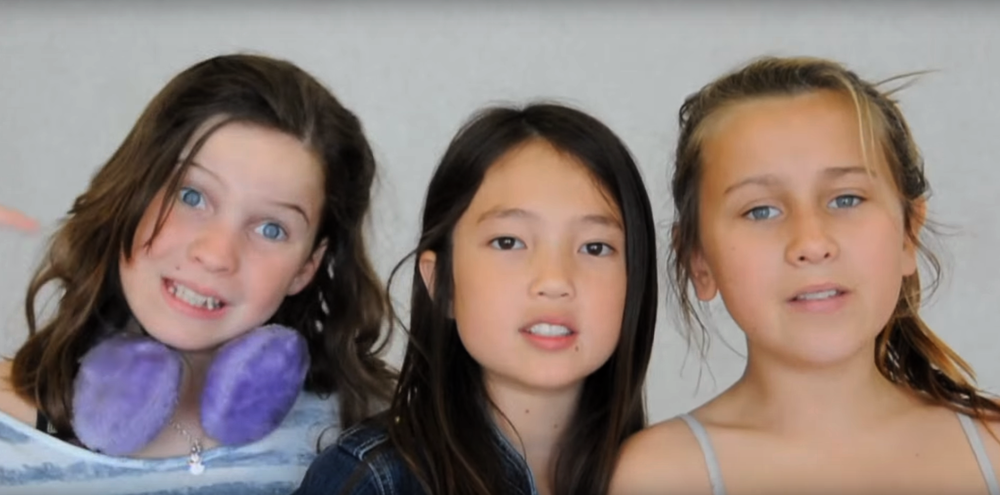 Price Tag      by Jessie J    Lauren Chow, Phoebe Stephenson & Ruby Brownie are the soloists