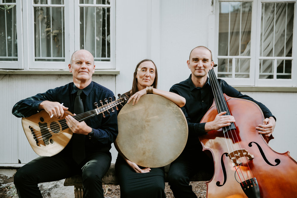East of West Trio -