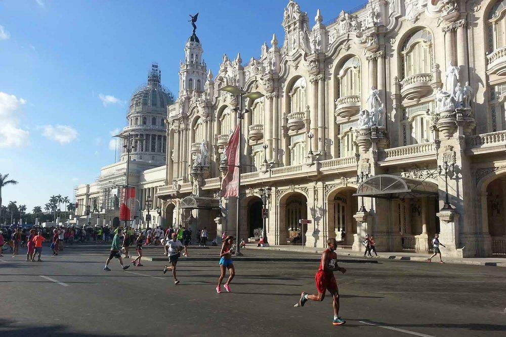 Run Cuba! - Make your plans to join us at the 2017 Marabana!