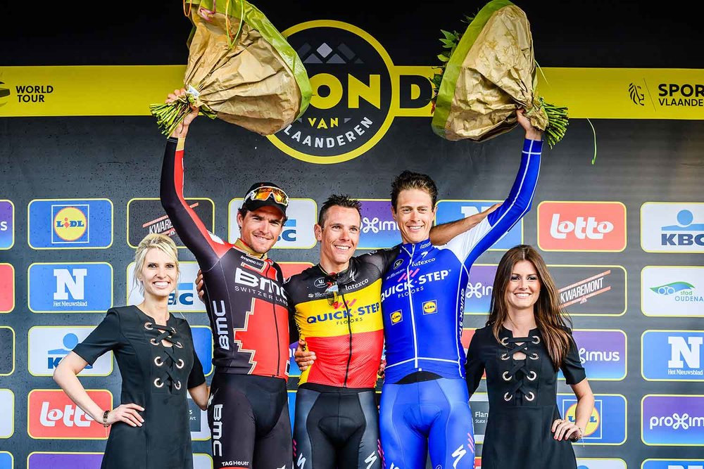 TOUR OF FLANDERS VIP - EXPERIENCE THE BEST OF THE rONDE IN 2018!
