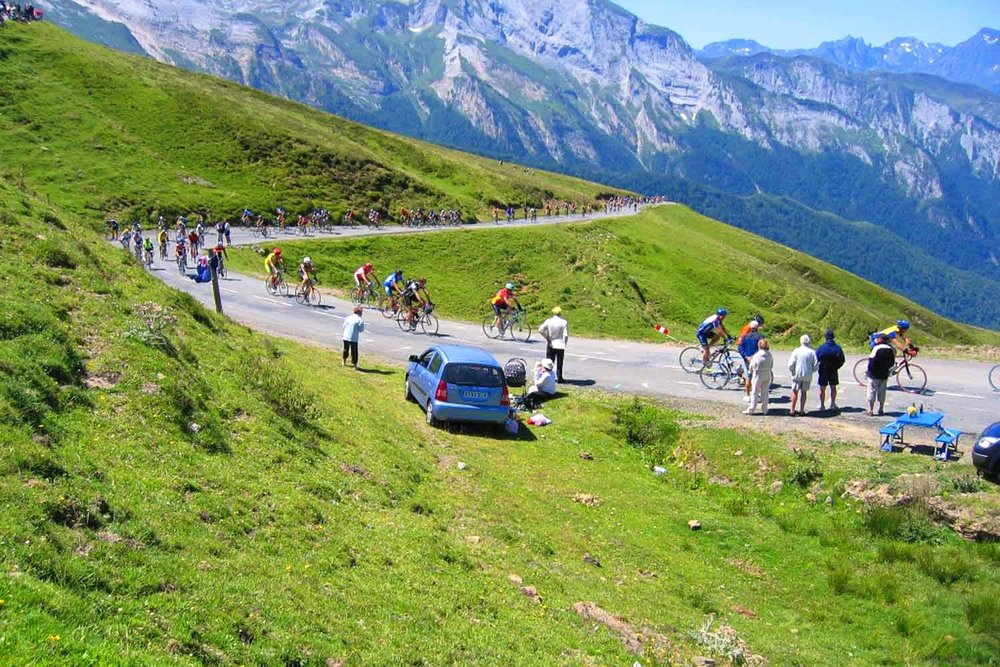 2019 ETAPE DU TOUR - JULY 21: ALBERTVILLE TO VAL THORENS IN THE ALPS!