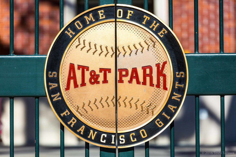 AT&T Park Emblem