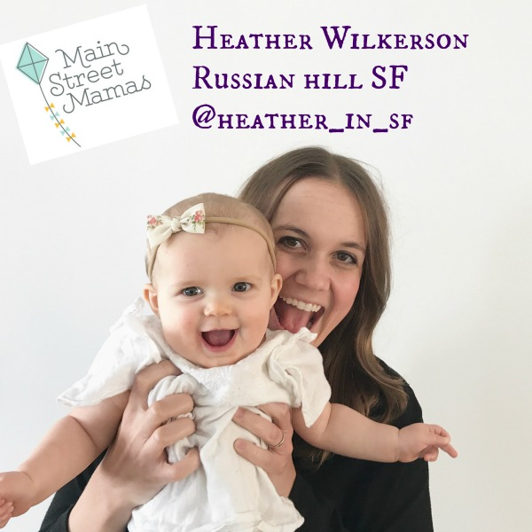 Heather wilkerson, mom to phoebe