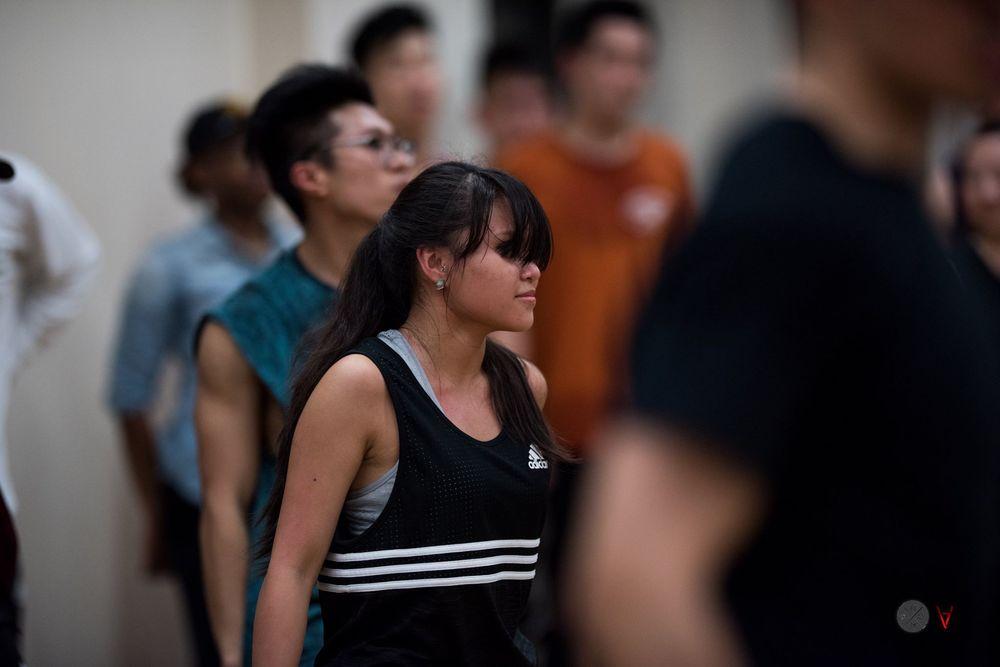 Intensive amateur dance workout new yotk