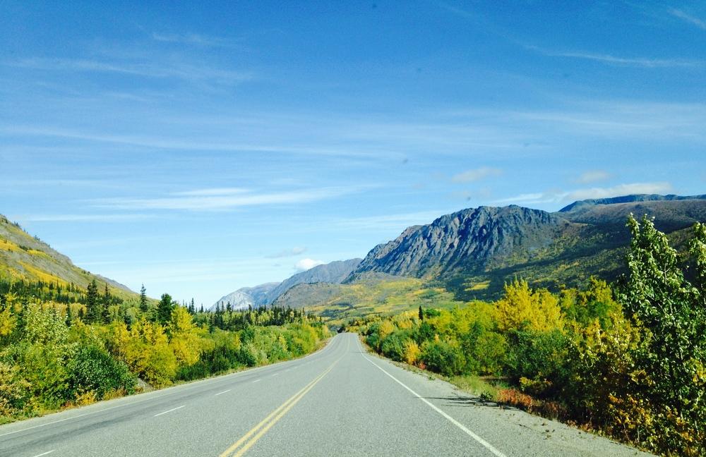 Yukon Bound - August 2015