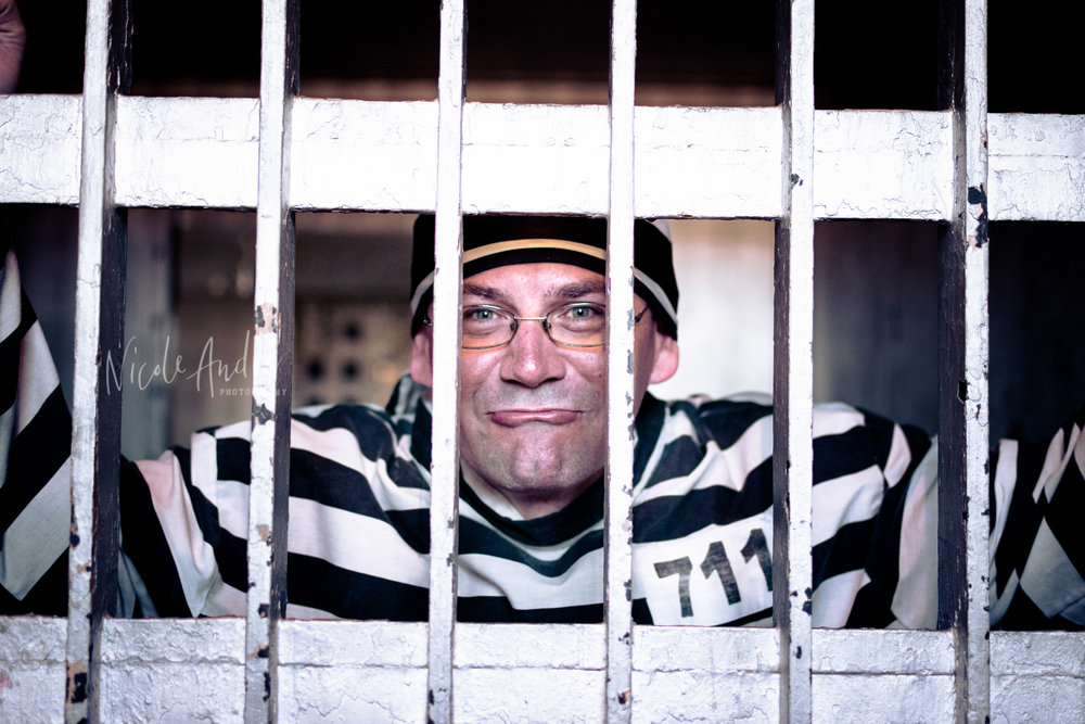The highlight of Cripple Creek for many is the Jail Museum. It is the selfie capital of Cripple Creek and as soon as you enter, you can see why.
