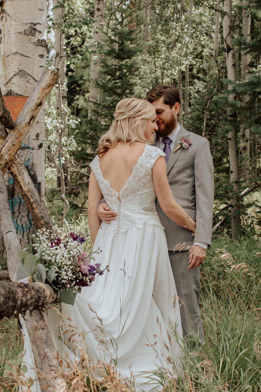 Snow Mountain Ranch wedding