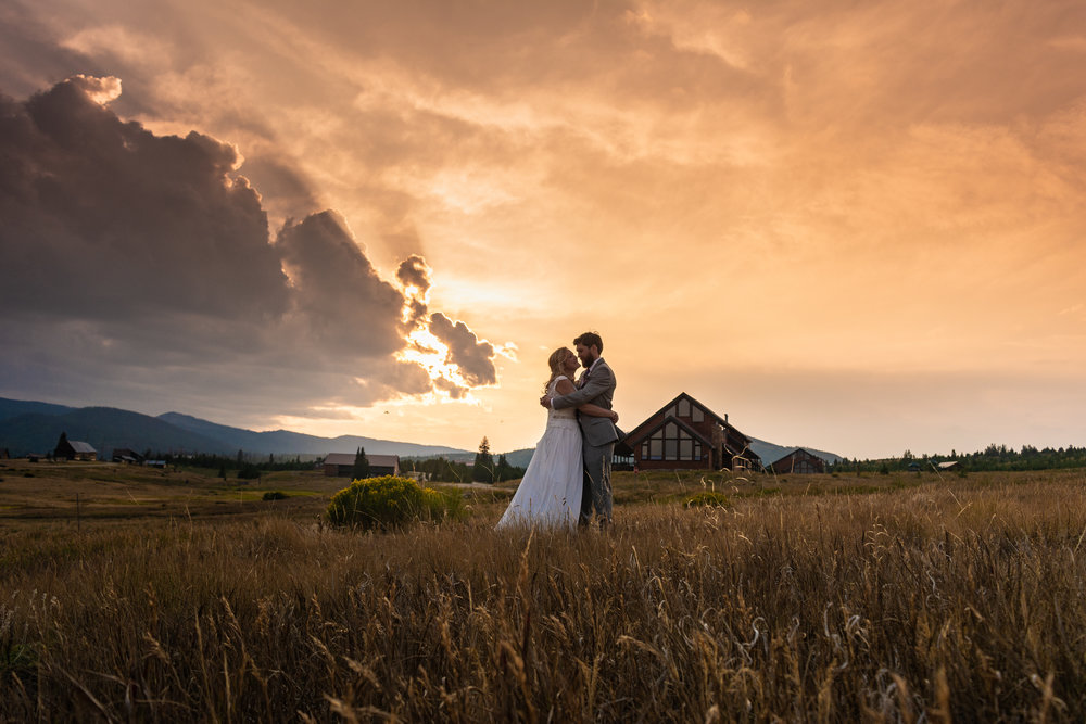 YMCA of the Rockies, wedding
