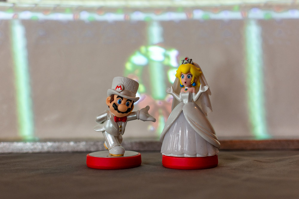 super mario and princess peach