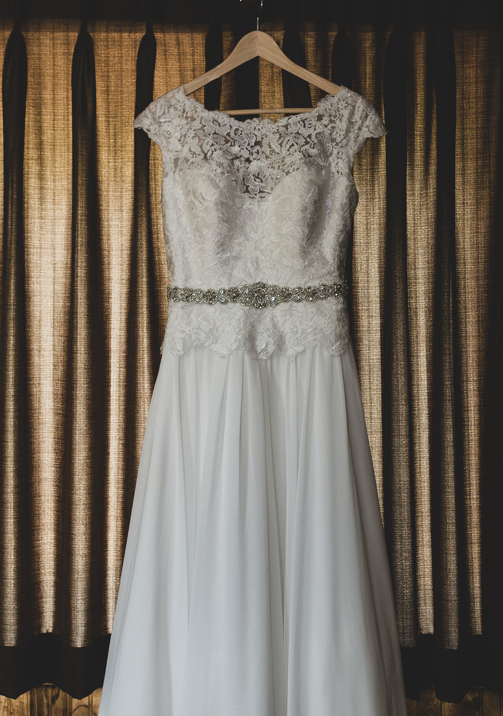 Wedding Dress - Snow Mountain Ranch