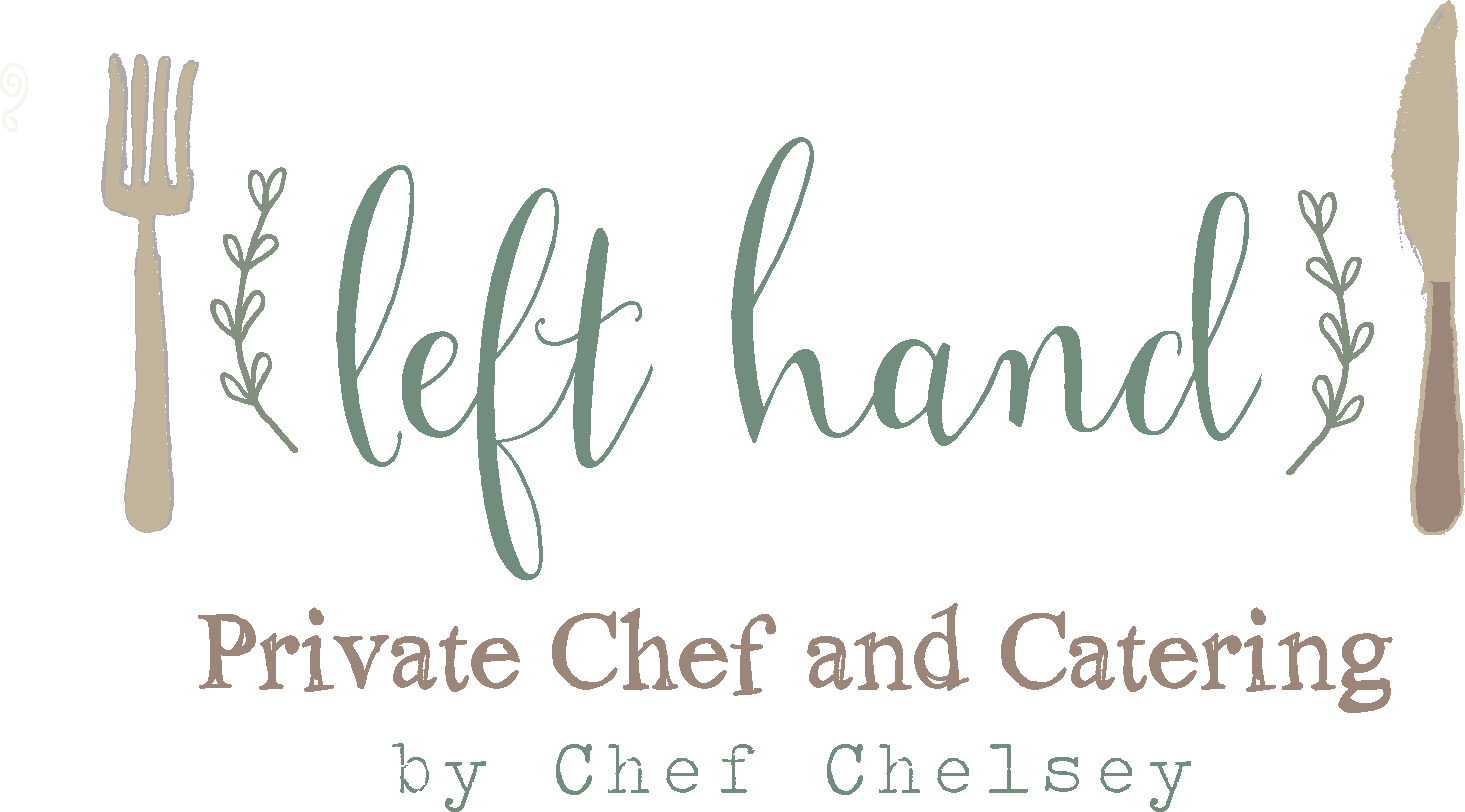 Left Hand Catering