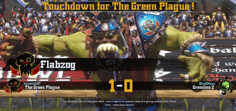 The Green Plague are out to show that they are better than their record, and the second half of the season will be different.