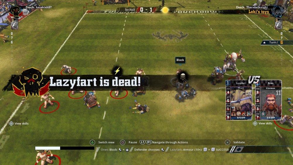 Lazyfart's story had only just begun...
