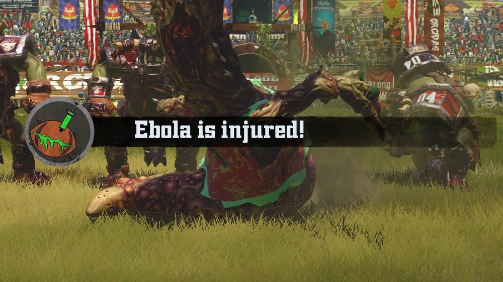 The Geysers were able to take Ebola out on their first turn of the game, which gave them a huge advantage in the rest of the match.