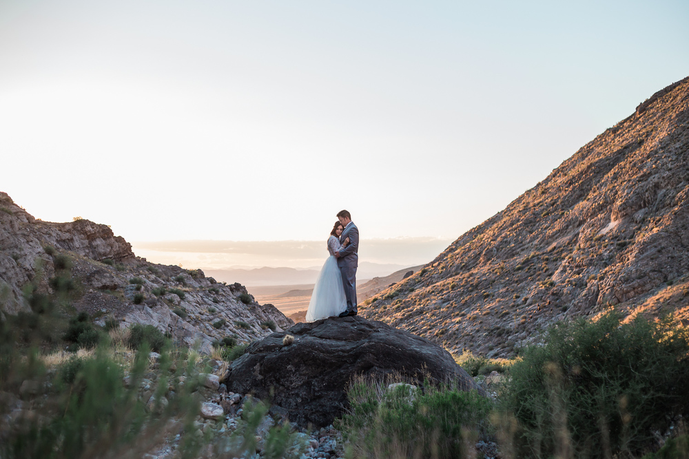 Desert Wedding Inspiration Joshua Tree National Park