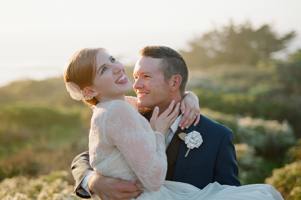 San Francisco California Traveling wedding photographers