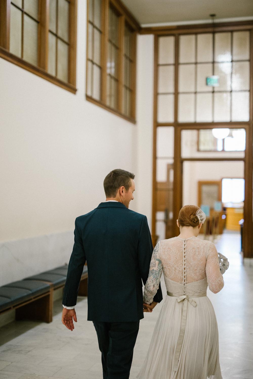 San Francisco City Clerk Wedding Photographers