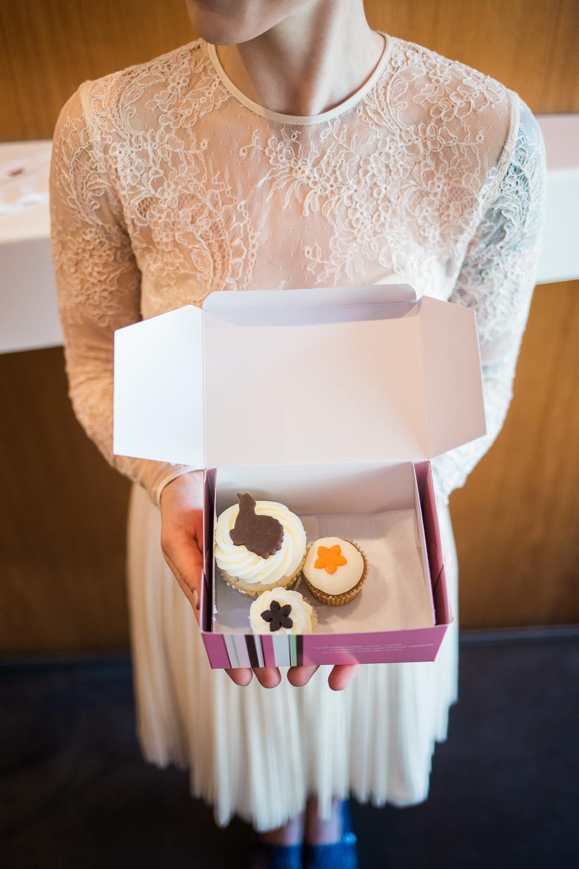 San Francisco Elopement unique wedding cake ideas