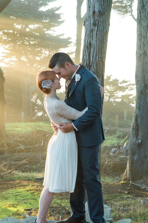 Lands End San Francisco California wedding photography