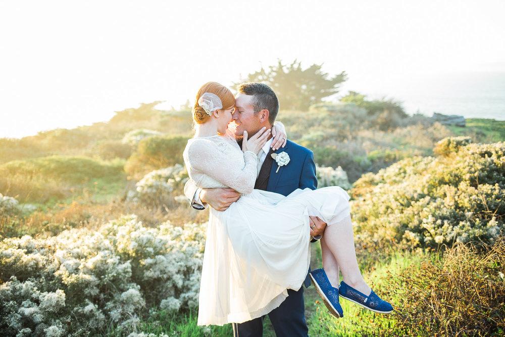 San Francisco California Adventure Wedding Photographers