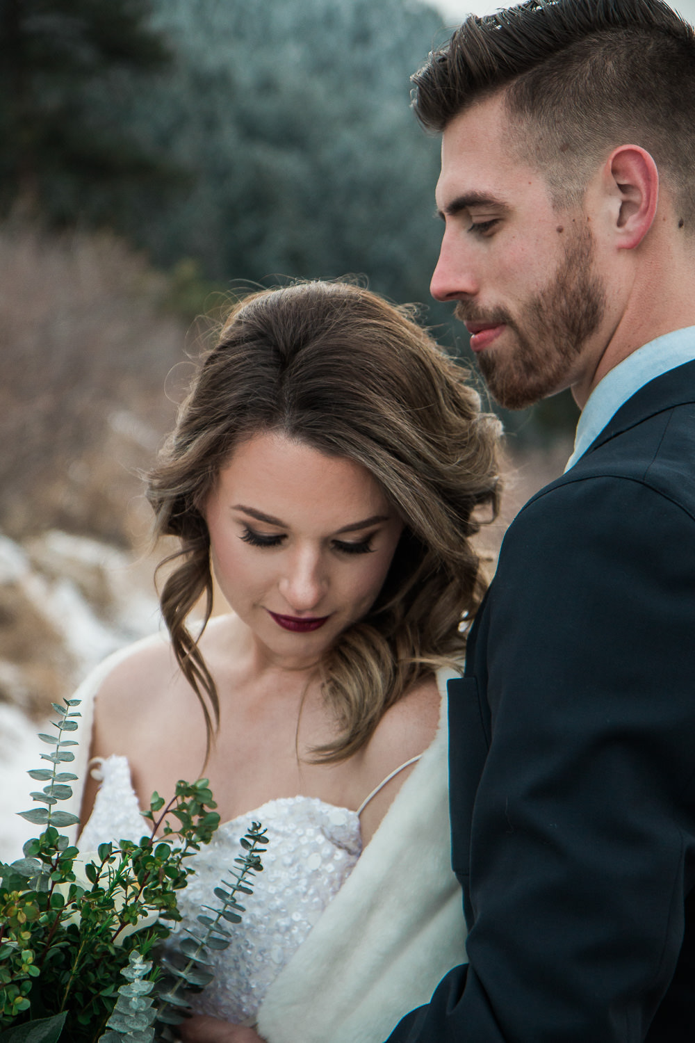 Fine Art Elopement Photographers Colorado
