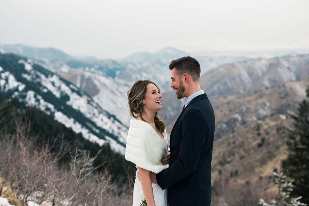 Rocky Mountain National Park Elopement Photographer
