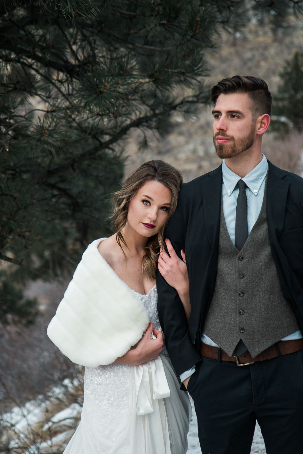 Colorado mountain elopement ideas photography