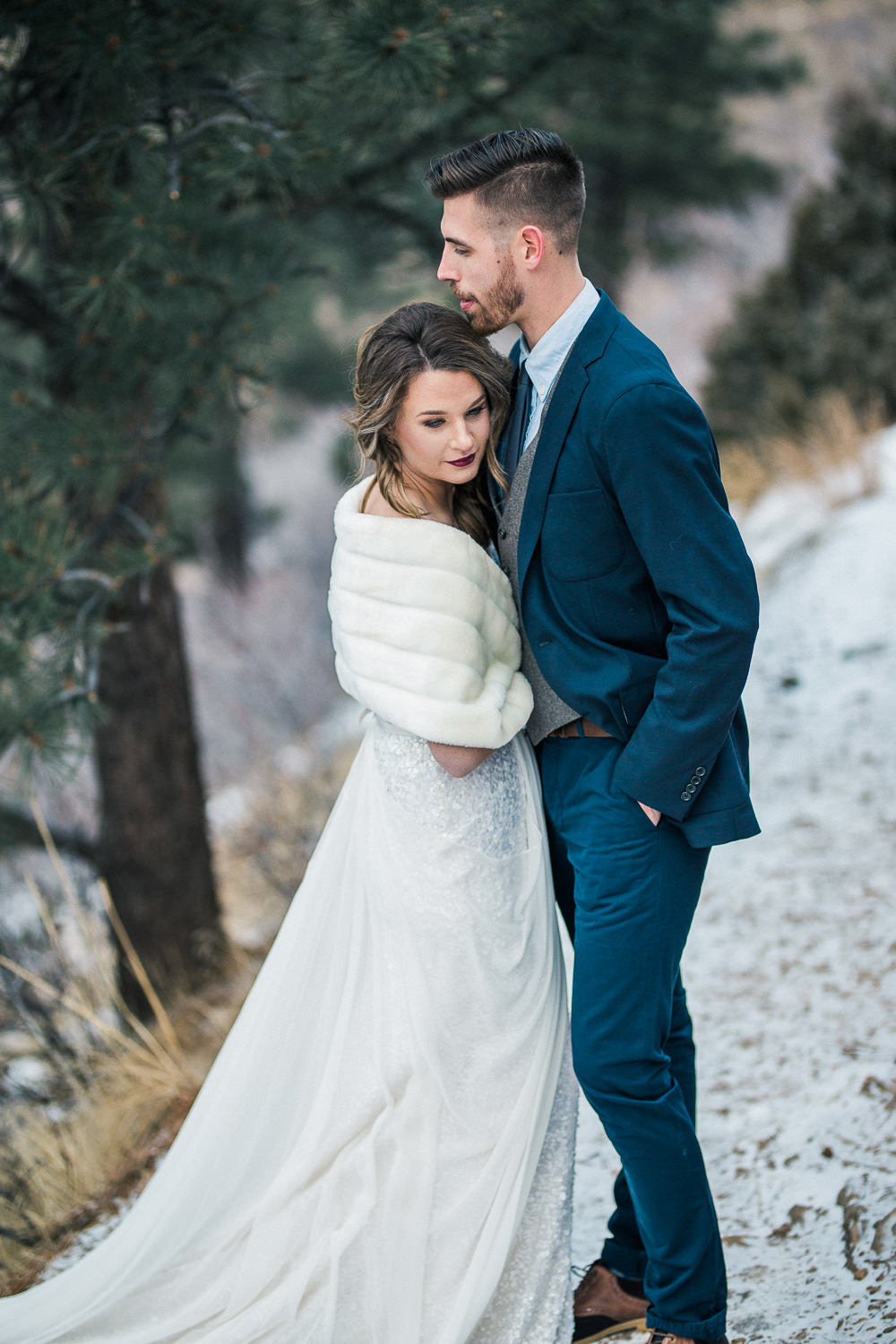 Colorado Rockies Elopement Photography