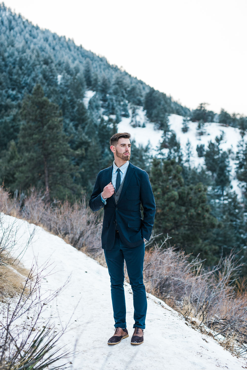 Ratio Clothing local custom mens suits Denver Colorado