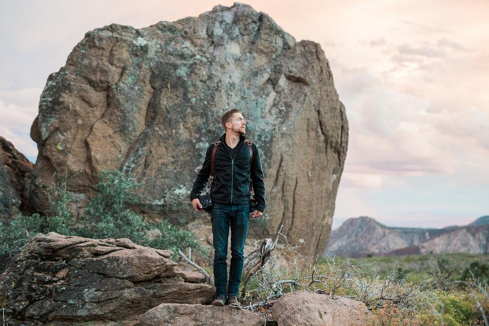 Kyle Sheppard destination film fine art wedding and elopement photographer