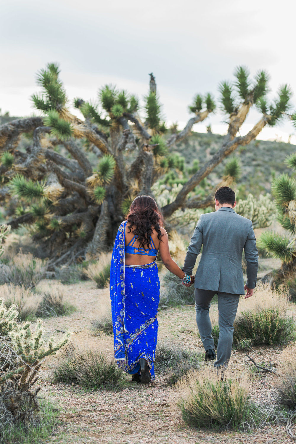Joshua tree adventure elopement in Utah Kyle Loves Tori Photography